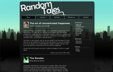 Blog Random Tales